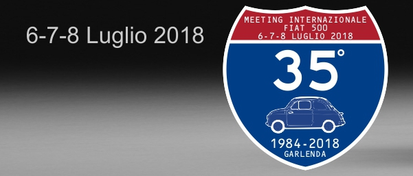 35° Meeting Internazionale Fiat 500