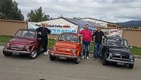 Il Fiat 500 Club Italia ed il Comune di Villaurbana (OR) insieme per i terremotati