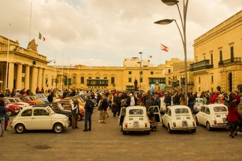 A Malta in 500
