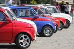 IV° Meeting Fiat 500 Dante Giacosa a Campofelice di Roccella, Polizzi Generosa