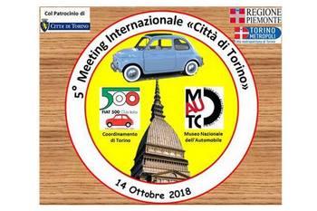 """5° meeting Internazionale """"Città di Torino"""""""