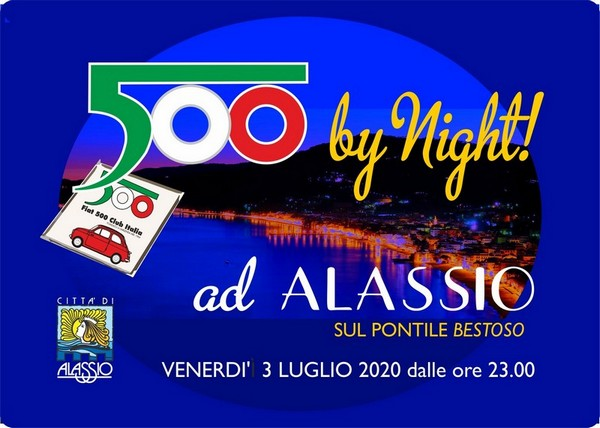 Alassio by Night - 2020
