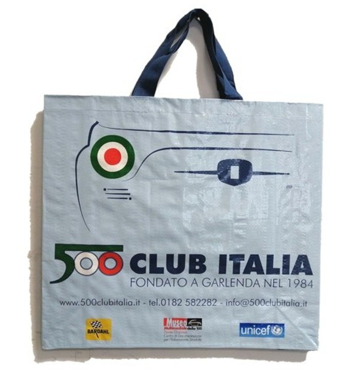 Welcome Bag per il 1° WWM