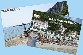 Zero Beach and Bagni Pino