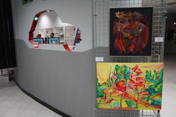 Amici nell'Arte al Museo della 500