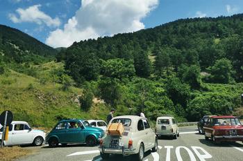 Passeggiata #SlowDrive nel Parco Nazionale d'Abruzzo-Lazio-Molise