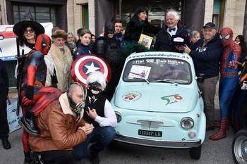 Befana in 500 al Gaslini di Genova - anteprima in diretta domani su Buongiorno Regione Liguria