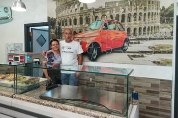 Inaugurazione del 500 Caffè a Ciampino