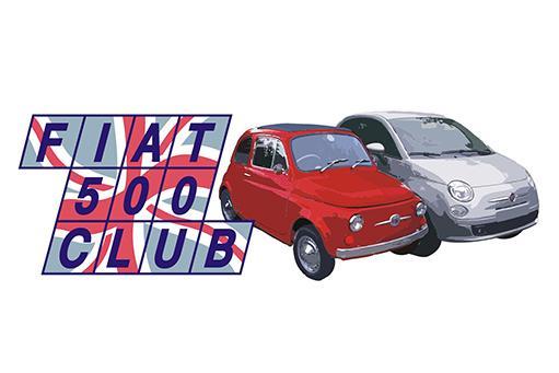 Partecipazione al WWM del Fiat 500 Club UK