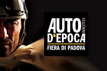 Auto Moto d'Epoca - fiera di Padova dal 21 al 24 ottobre