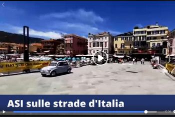 Programma web - ASI sulle strade d'Italia