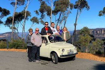 Buon Compleanno Fiat 500 dall'Australia