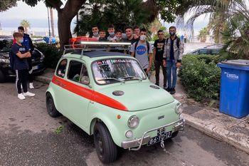 Il Grande Viaggio di Anthony Vonsée sul TgR Calabria