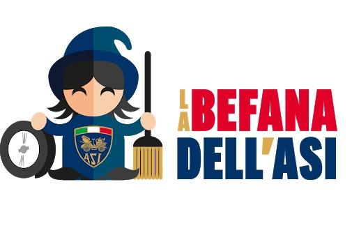 La Befana dell'ASI - La partecipazione del Fiat 500 Club Italia