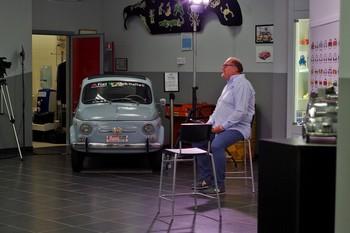 Buon Compleanno Fiat 500 - La trasmissione