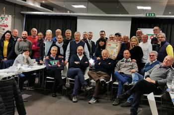 Consiglio direttivo del Fiat 500 Club Italia - Bologna