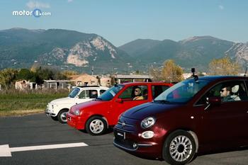 Motor1 Italia festeggia i 500.000 follower con uno speciale... dedicato alla 500