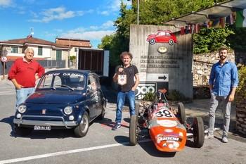New Entry al Museo - Formula Monza 875