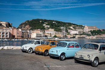 Il Fiat 500 WWM a Gaeta (LT)