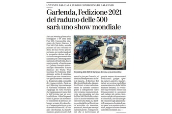 Fiat 500 World Wide Meeting - La Stampa