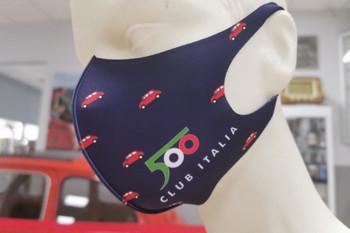 Nuove Mascherine firmate Fiat 500 Club Italia