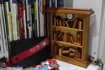Dono per il Museo – Realizzazione in legno del socio Mattei