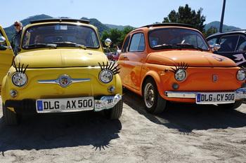37° Meeting Internazionale Fiat 500 di Garlenda: la prima versione del programma