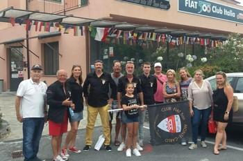 Visita al Museo dal Fiat 500 Club Montecarlo