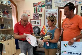 Il Museo della 500 di Calascibetta si arricchisce con nuove donazioni