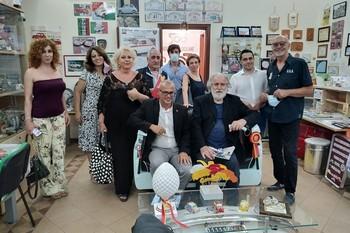 Gradite visite e tante novità al Museo della 500 di Calascibetta