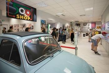 Riapertura Museo Multimediale della 500 a Garlenda