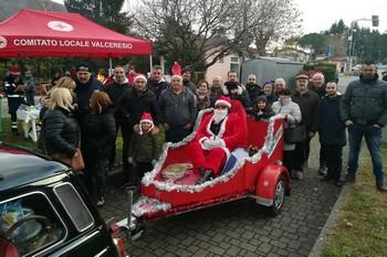 Festa di Natale per il coordinamento di Valceresio Laghi