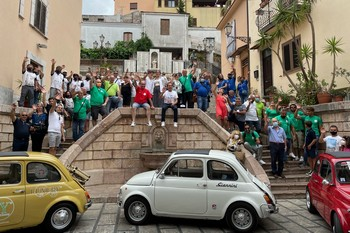 Meeting Fiat 500 sui Nebrodi edizione 6.1