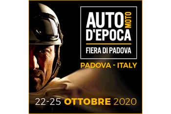 Padova - Il Fiat 500 Club Italia alla fiera Auto Moto d'Epoca