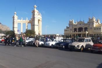 Prima passeggiata dell'anno per le 500 a Palermo