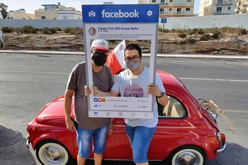 Conclusione del 1° Fiat 500 World Wide Meeting