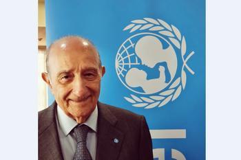 Scomparso il Presidente nazionale UNICEF Francesco Samengo