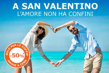 Offerta di San Valentino con SNAV