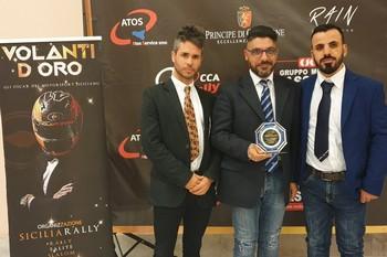 Premiazione dei Volanti D'oro in Sicilia