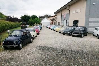 Il Fiat 500 World Wide Meeting del Coordinamento di Piacenza
