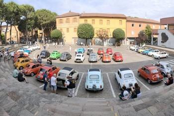 Il Fiat 500 World Wide Meeting a Pianoro (BO)
