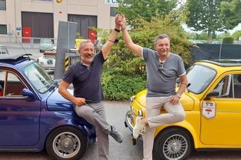 Il Fiat 500 World Wide Meeting a Portogruaro (VE)