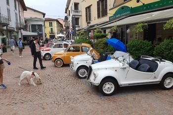 1° Fiat 500 World Wide Meeting a Ponte Tresa (VA)