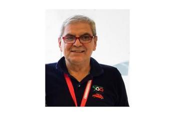 Addio Antonio Bartolini, vice presidente del Fiat 500 Club Italia