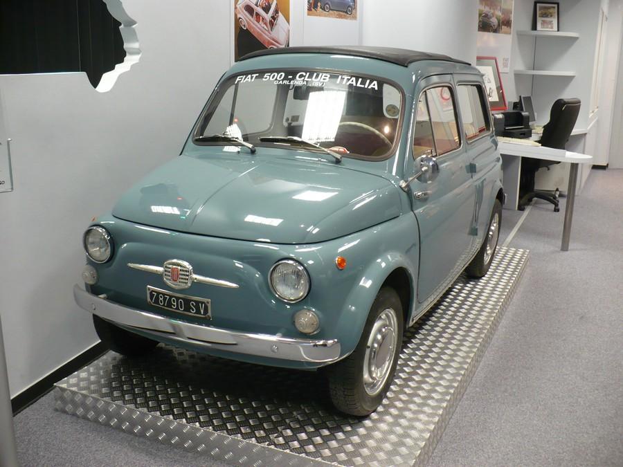 Fiat 500 Giardiniera 1967