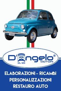 banner D'Angelo Motori
