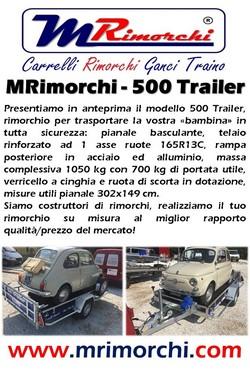 Banner MRimorchi