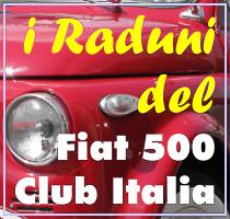 Raduni Fiat 500 Club Italia