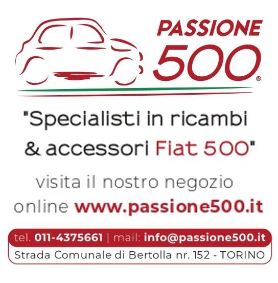 Banner Passione 500 2