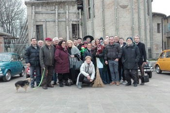 Befana in 500 a San Possidonio